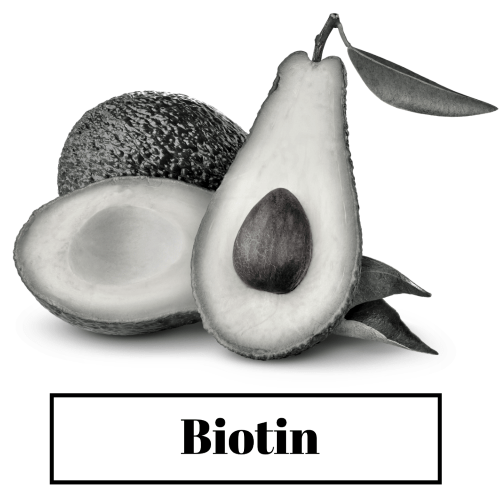 Good results on Google SERP when searching for 'Biotin for hair'